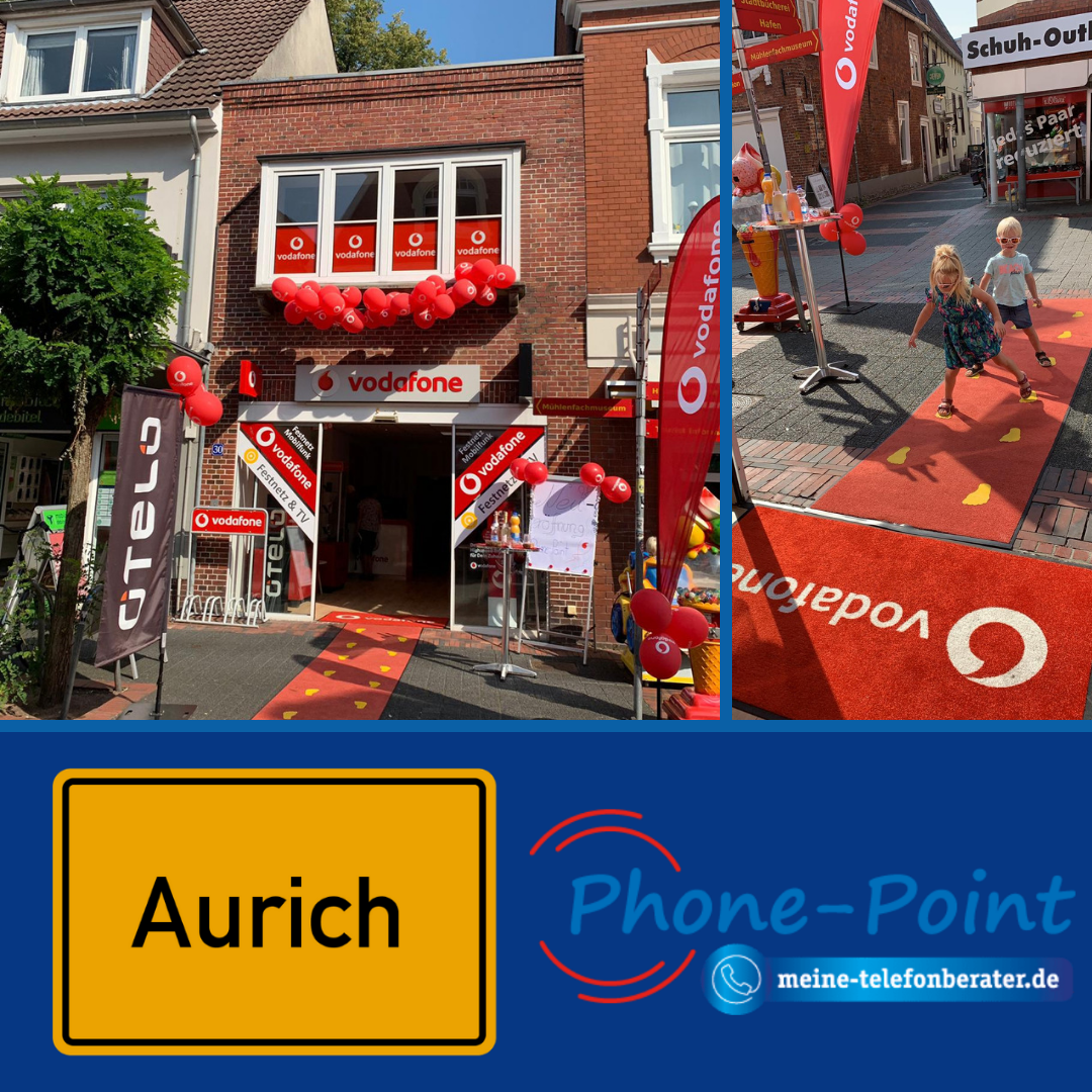 You are currently viewing Neueröffnung in Aurich