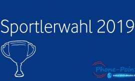 Sportlerwahl 2019